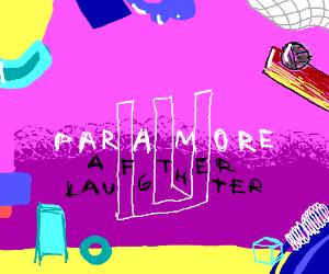 paramore 2017 album cover - photo #27