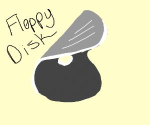 floppy disk (:D)