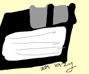 Floppy disk?