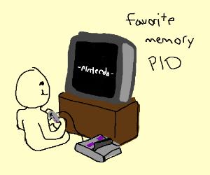 favorite memory pio