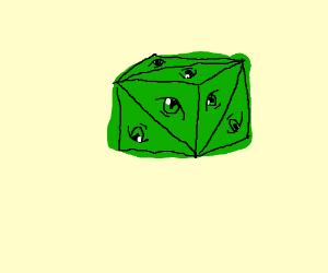 iluminati cube