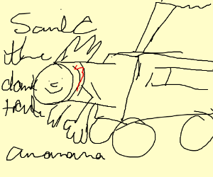 Thomic the Tank Hedgehog
