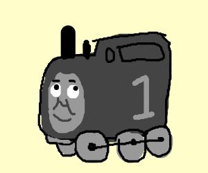Thomas the Monochromatic Tank Engine
