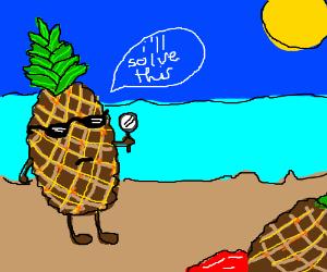 Detective Pineapple