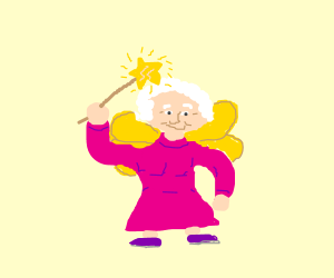 Fairy granma