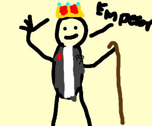The 99th Emperor of Britannia