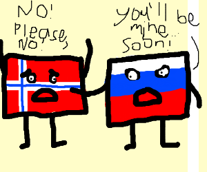 Russia will conquer Norway. Soon...