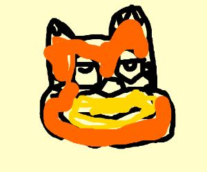 Garfield The Deals Warlock Drawception