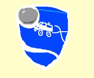Rocket League Logo - Drawception
