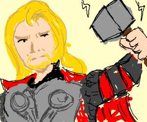 Thor (from the Avengers)