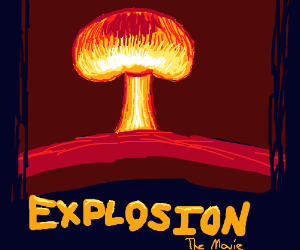 The next explosion-heavy blockbuster!!