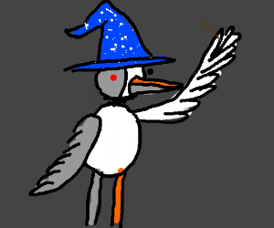RoboBird Wizard
