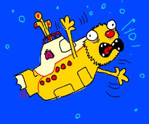 A Yelmo Submarine