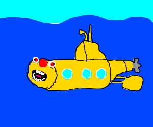 WE ALL LIVE IN A YELLMO SUBMARINE
