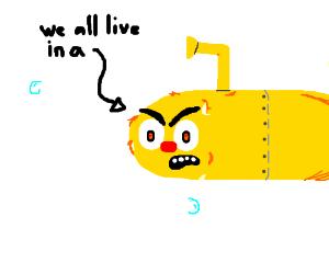 yellmo submarine