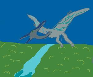 Pterodactyl!
