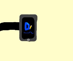 Drawception-ception cell phone