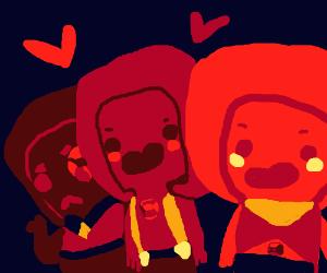 the Rubies! (SU)