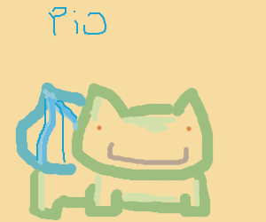 Bulbasaur PIO