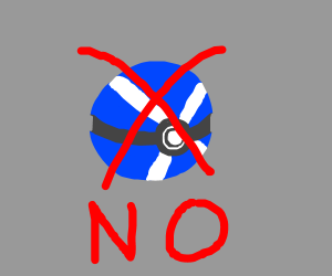 No Scottish PokeBalls