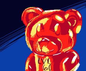 level 60, Giant, gummy bear
