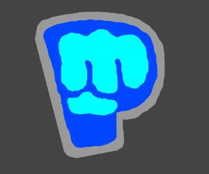 brofist pewdiepies logo drawception