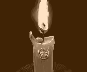 Evil Candle