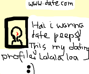 dating profile