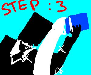 Step 3: Add sugar to make it sweet