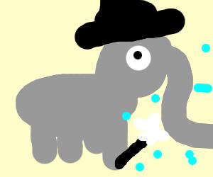 wizard elephant
