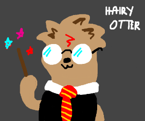 Harry Potter but animals