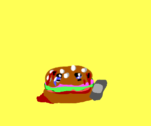 Sad Bloody Burger