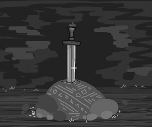 Sword in the Stone (Excalibur)