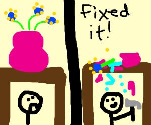 If it's not broke, fix it