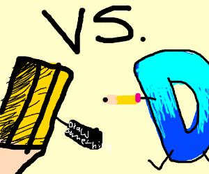 Drawception vs Draw Something!!