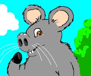 Mouse plus pig