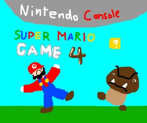 Super Mario Game 4