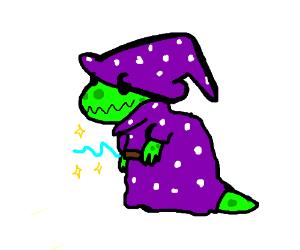 dino wizard