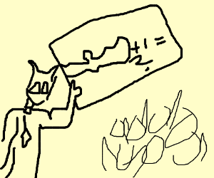 Batman teaches math in college