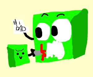 cube baby patriarcide