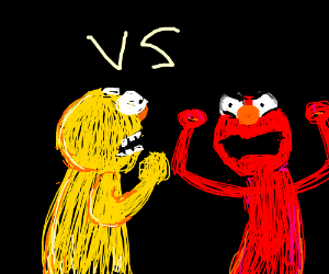 Yellmo VS Elmo????????