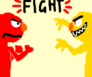 Elmo vs Yelmo