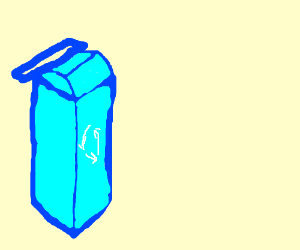 recyclinf bin