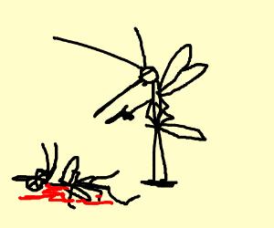 mosquito murderer!