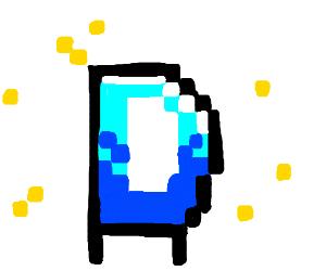 Pixelized Drawception D