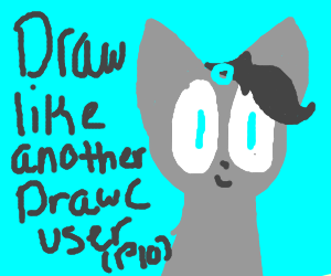 Draw like another drawseption user pio