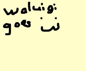 waluigi goes :3