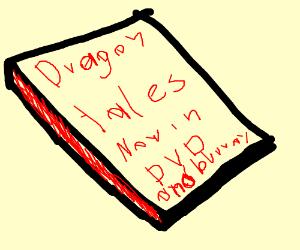Dragon Tales DVD case