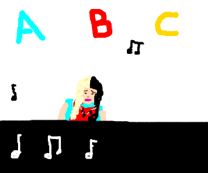 sing the abc