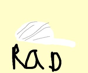 Rad baseball bat
